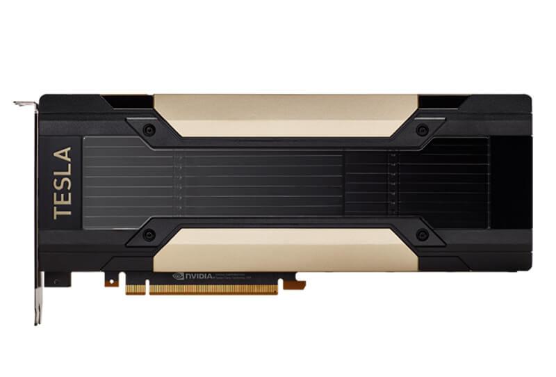 NVIDIA® Tesla® V100 GPU